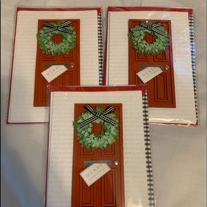 3 Hallmark Signature Christmas Cards